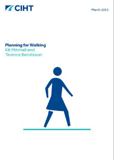 CIHT Planning for Walking Cover
