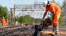 Major rail works planned over the Bank Holiday