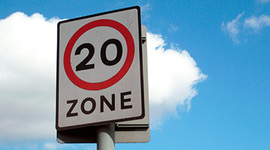 Parties urged to support urban 20MPH limits