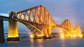 Forth Bridge's 125 years of service celebrated
