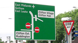 Road upgrade welcomed in East Midlands