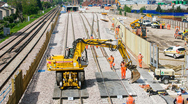 Milestone reached on Crossrail in Kent
