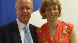 CIHT welcomes new President Dr Susan Sharland
