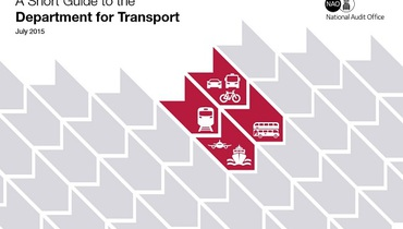 Guide to the Department for Transport published
