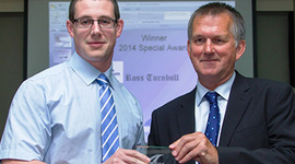 Road supplier awards presented in Leeds