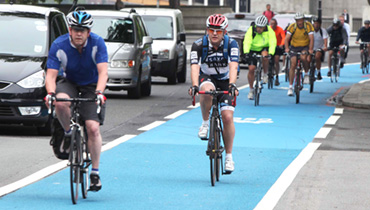London launches cycle journey research