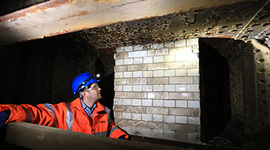 South London 'ghost station' rediscovered