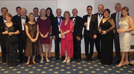 Joint Thames & Chilterns and Southern Branches 2014 Dinner Dance