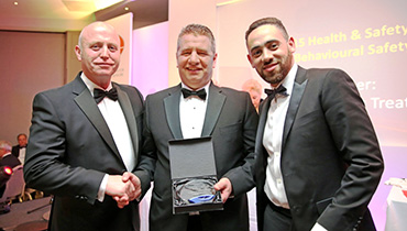 Health and safety rewarded at road association event