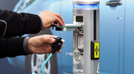 Under use of London electric car chargers revealed