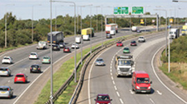 Friday start for M25 Thurrock upgrade