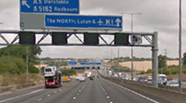 A5-M1 link road to benefit long distance traffic