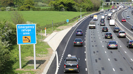 Twelve firms win Smart Motorway contracts