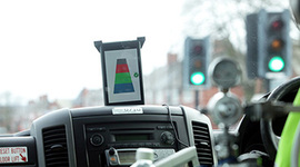 Newcastle begins traffic light priority testing