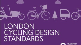 London Cycle Design Standards