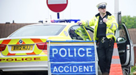 Concerns as road casualties rise and traffic police decrease