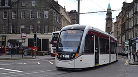 Scottish capital tops 'smart' commuter list